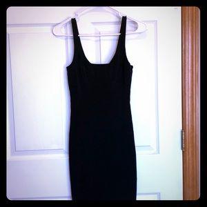 BCBGeneration little black dress bodycon dress 0